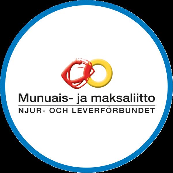 Logo FInnish association liver and kidney